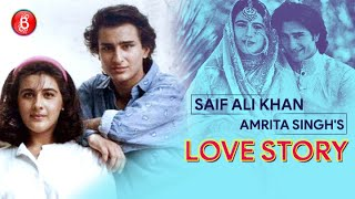 Sai Ali Khan & Amrita Singh May Have Parted Ways, But Their Love Story Was EPIC