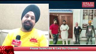 दिल्ली के हडसन लाइन में rwa के  चुनाव उगता सूरज की टीम से खास बातचीत।dkp न्यूज़