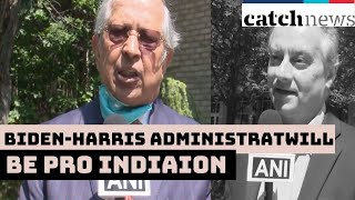 I Believe Policies Of Biden-Harris Administration Will Be Pro India, Emigration: Indian American