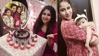 Alya Manasa and Sanjeev in Birthday Celebration