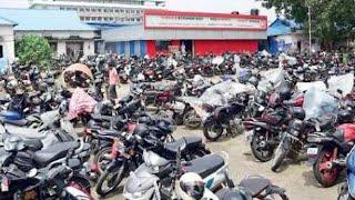 बड़ी सफलता : चारबाग रेलवे स्टेशन की पार्किंग से मिले संदिग्ध वाहन