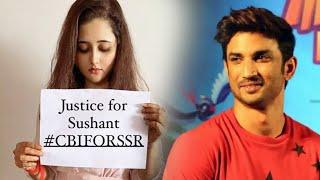 Breaking NEws: Rashmi Desai Ne Ki Sushant Ke Liye CBI Ki Mang, #JusticeForSushant
