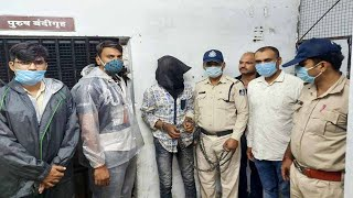 खंडवा: धनराज हत्याकांड का मुख्य आरोपी फ़िरोज़  गिरफ्तार | Khandwa News, Khandwa, Khandwa न्यूज़