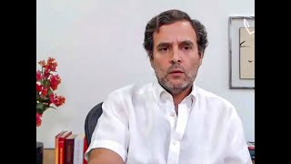 BJP and RSS control FB and Whatsapp in India, tweets Rahul Gandhi