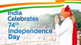 74th Independence Day 2020: PM Modi unfurls Tricolor & addresses the Nation from Red Fort | PMO