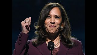 Indian-origin Senator Kamala Harris makes history, invokes mother's memories