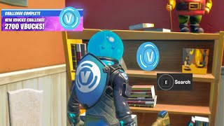 Fortnite Secret VBUCKS Reward You Missed this Season