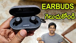 LYPERTEK TEVI - True Wireless Earbuds Unboxing Telugu
