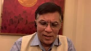 Pawan khera shares a tribute message for Congress spokesperson, Late Shri Rajiv Tyagi