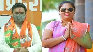 कांग्रेस के पूर्व विधायक नारायण पटेल, सुमित्रा कास्डेकर होंगे भाजपा के उम्मीदवार | MP Byelection