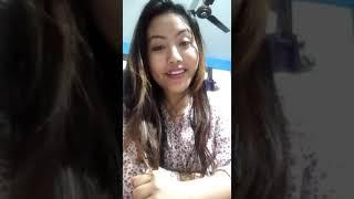 Singer Rupali Payeng Live