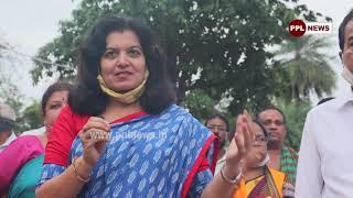 Speech by Bhubaneswar MP Smt Aparajita Sarangi   ଲୋକଙ୍କୁ ମନ ର କଥା କହିଲେ ସାଂସଦ, ଆପଣ ନିଜେ ହିଁ ଦେଖନ୍ତୁ
