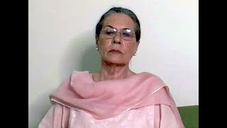 Sonia Gandhi to continue as interim Congress chief, authorised to effect organisational changes: CWC