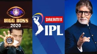 KBC New Season Is Back - Bigg Boss 14 V/S IPL V/S KBC - Debate