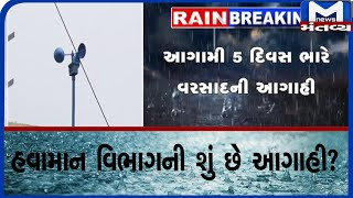 હવામાન વિભાગની શું છે આગાહી?   Rain   Monsoon  