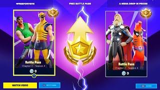 Fortnite Free Battle Pass