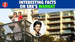 Interesting & HIDDEN Facts About Shah Rukh Khan's Mannat