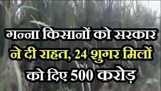 Bulandshahr Farmers News | गन्ना किसानों को सरकार ने दी राहत, 24 शुगर मिलों को दिए 500 करोड़