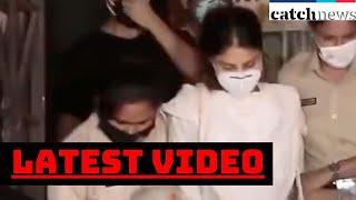 SSR Case: Rhea Chakraborty Latest Video By Media | Catch News