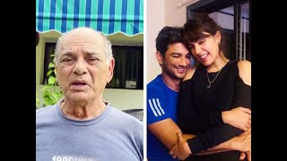 SSR death probe: 'Rhea Chakraborty is murderer', Sushant's father urges CBI to arrest her