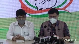 LIVE: Special Congress Party Briefing by Pawan Khera and Praveen Chakravarty at AICC HQ