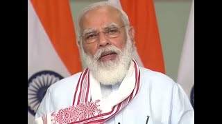 Modern technology helping deal with challenges related to agriculture: PM Modi