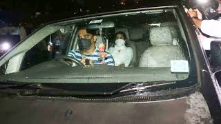 BREAKING: 7 Ghante Grilling Ke Baad Rhea DRDO Se Nikli, Mumbai Police Protection Bhi Sath Tha