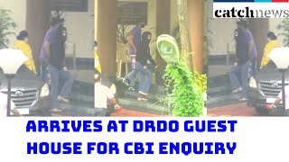 SSR Death Case: Rhea Chakraborty Arrives At DRDO Guest House For CBI Enquiry | Catch News