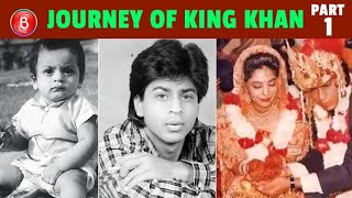 All You Need To Know Of Shah Rukh Khan's Inspirational Journey (Part 1)