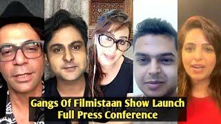 UNCUT: Gangs Of Filmistaan - Sunil, Shilpa, Dr. Sanket, Sugandha, Upasana Singh, Siddharth, Paritosh