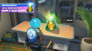 Fortnite Boss Doctor Doom at Doom's Domain Reward