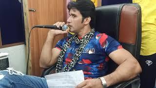 देखिये #Ayaz khan कैसे गाते है #Studio में गाना
