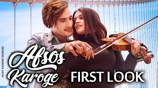 Afsos Karoge First Look | Asim Riaz | Himanshi Khurana | Reaction