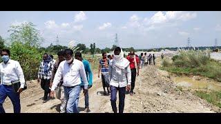 कोरबा - राखड़ डंप के खिलाफ ग्रामीणों का विरोध हुआ तेज   कलेक्टर को ज्ञापन सौंपकर खोला मोर्चा
