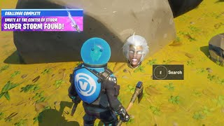 Fortnite Secret Storm Eye Reward