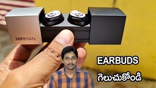 HIFIMAN TWS400 EarBuds Unboxing Telugu