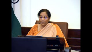 Roll out loans resolution framework by September 15: FM Nirmala Sitharaman to banks on debt recast
