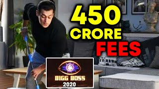 Bigg Boss 14: Salman Khan's Fees For BB 14 - Rs 20 Crore Per Episode And Rs 450 Crore For Season?