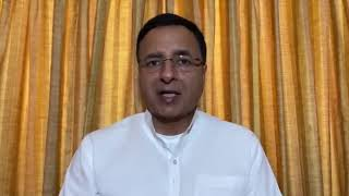 Randeep Singh Surjewala on the Rajnath Singh and China Defence Minister Meet In Moscow
