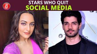 Sonakshi Sinha To Sooraj Pancholi - Bollywood Stars Who Didn't Hesitate To Quit Social Media