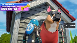 Fortnite Dog Toys Ant Manor Reward