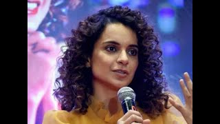 Centre approves Y-plus category security cover for Bollywood actress Kangana Ranaut