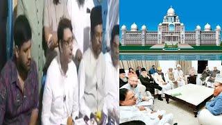 Musalman Ki Juti Jiske Sir Par Hain Wahi TS KA CM Bansakta Hain   Amjadullah Khan  @Sach News