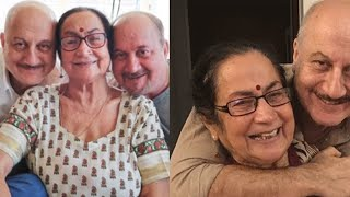 Anupam Kher's mother, brother, sister-in-law and niece test positive for Corona virus