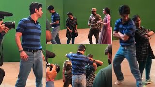 Sushant Singh Unseen Video Of Dance Practise While Shooting Chhichhore With Shraddha Kapoor