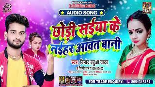 Shilpi Raj - छोड़ी साइयां के नईहर आवत बानी - Binod Babua Yadav - Bhojpuri Hit Songs 2020