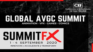 CII SummitFX 2020 – Global AVGC Summit