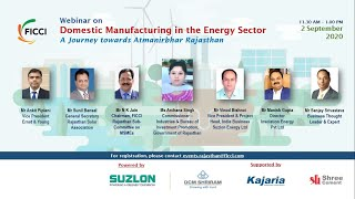 Domestic Manufacturing in the Energy Sector