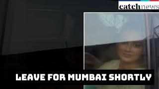 Kangana Ranaut To Leave For Mumbai Shortly | Catch News