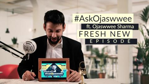 Promo 01 - Ask Ojaswwee Talk Show on Rolling Frames Entertainment | RFE TV